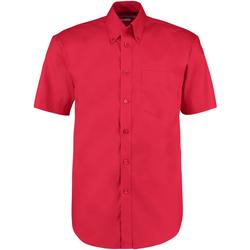 vaatteet Miehet Lyhythihainen paitapusero Kustom Kit KK109 Red