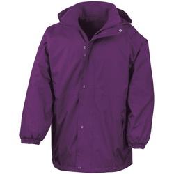 vaatteet Miehet Tuulitakit Result R160X Purple
