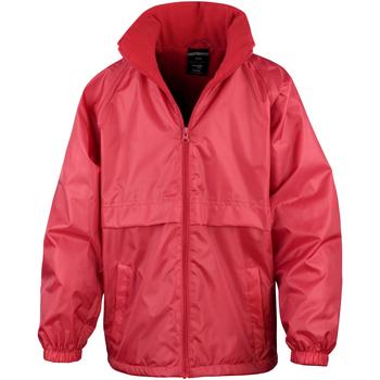 vaatteet Lapset Tuulitakit Result R203JY Red