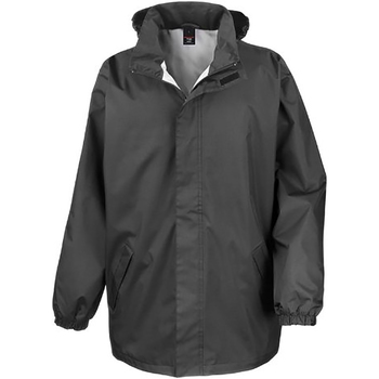 vaatteet Miehet Tuulitakit Result R206X Black