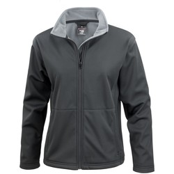 vaatteet Naiset Fleecet Result R209F Black