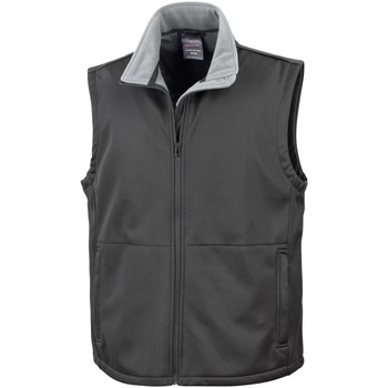 vaatteet Miehet Neuleet / Villatakit Result R214X Black