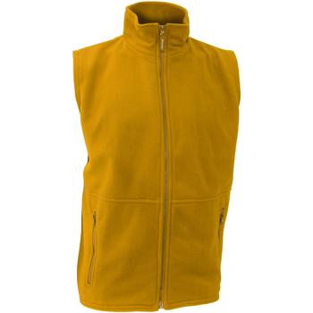 vaatteet Miehet Neuleet / Villatakit Result R37X Yellow