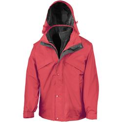 vaatteet Miehet Tuulitakit Result R68X Red
