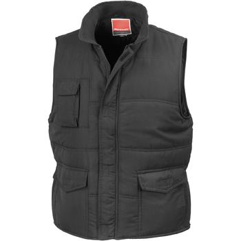 vaatteet Miehet Neuleet / Villatakit Result R94X Black