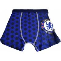 Alusvaatteet Pojat Bokserit Chelsea Fc  Blue