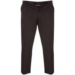 vaatteet Miehet Chino-housut / Porkkanahousut Duke  Black