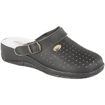 kengät Naiset Puukengät Dek Swivel Black