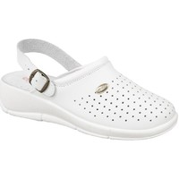 kengät Naiset Puukengät Dek Swivel White