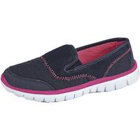 kengät Naiset Tennarit Dek  Navy