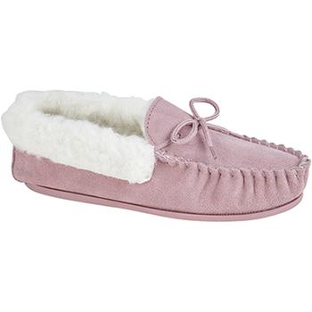 kengät Naiset Tossut Mokkers  Pink