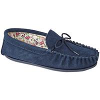 kengät Naiset Tossut Mokkers Lily Navy