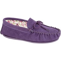 kengät Naiset Tossut Mokkers Lily Purple