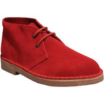 kengät Miehet Bootsit Roamers  Red