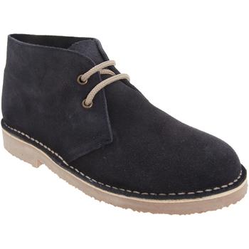 kengät Miehet Bootsit Roamers  Navy