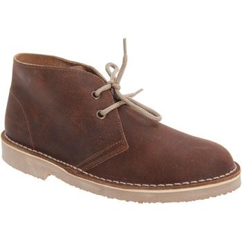 kengät Pojat Bootsit Roamers  Brown