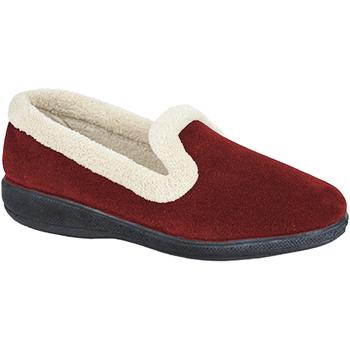 kengät Naiset Tossut Sleepers  Wine