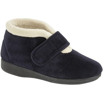 kengät Naiset Tossut Sleepers Amelia Navy