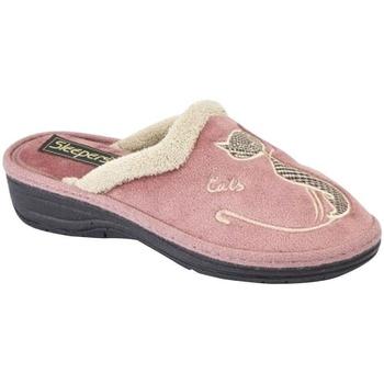 kengät Naiset Tossut Boulevard  Heather
