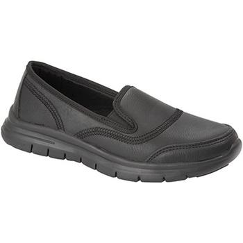 kengät Naiset Tennarit Dek  Black