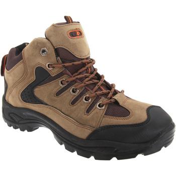 kengät Miehet Vaelluskengät Dek Ontario Khaki