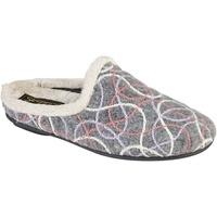 kengät Naiset Tossut Sleepers  Grey