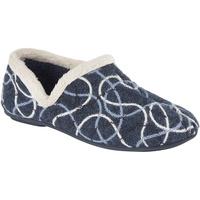 kengät Naiset Tossut Sleepers  Blue