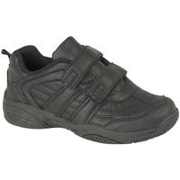 kengät Lapset Matalavartiset tennarit Dek Fusion II Black