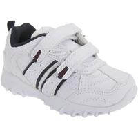 kengät Lapset Matalavartiset tennarit Dek Fusion II White