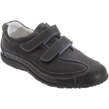 kengät Naiset Matalavartiset tennarit Boulevard  Black