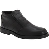 kengät Miehet Bootsit Roamers  Black