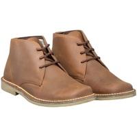 kengät Miehet Bootsit Roamers  Brown