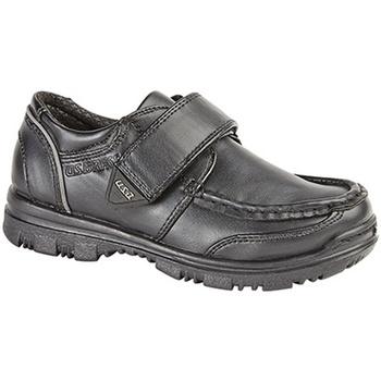 kengät Pojat Derby-kengät Us Brass  Black