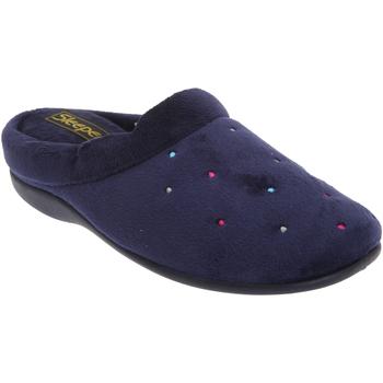 kengät Naiset Tossut Sleepers Charley Navy