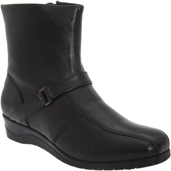 kengät Naiset Nilkkurit Mod Comfys  Black