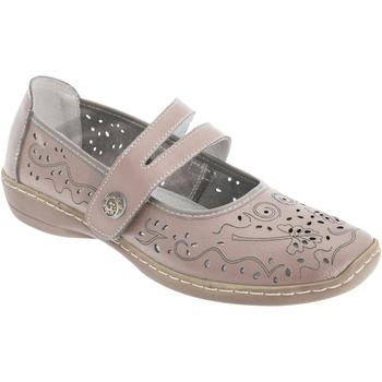 kengät Naiset Balleriinat Boulevard  Beige