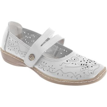 kengät Naiset Balleriinat Boulevard  White