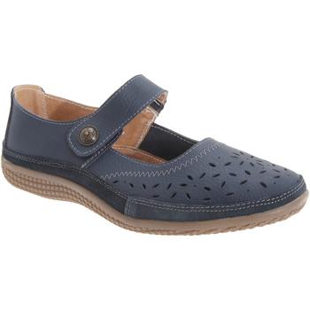 kengät Naiset Balleriinat Boulevard  Navy