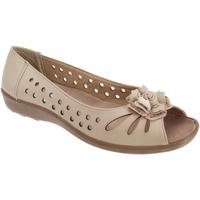 kengät Naiset Sandaalit ja avokkaat Boulevard  Beige