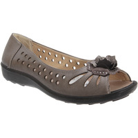 kengät Naiset Balleriinat Boulevard  Pewter