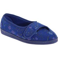 kengät Naiset Tossut Comfylux  Blue