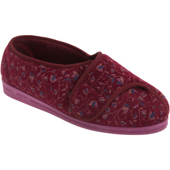 kengät Naiset Tossut Comfylux  Wine
