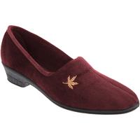 kengät Naiset Tossut Sleepers Andover Burgundy