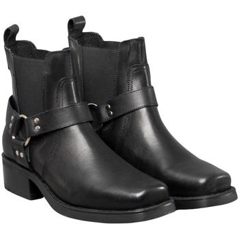 kengät Miehet Saappaat Woodland  Black