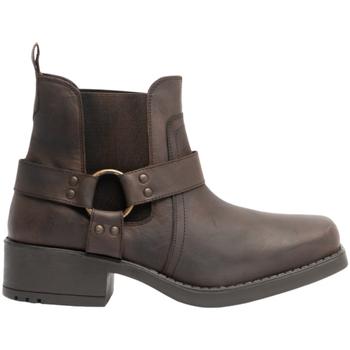 kengät Miehet Saappaat Woodland  Brown