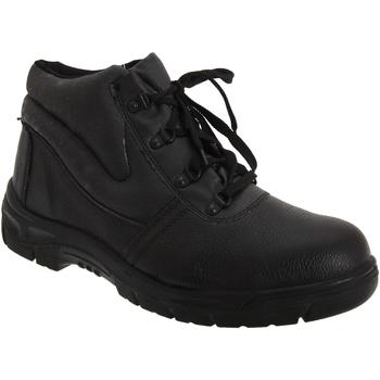kengät Miehet Turvakenkä Grafters  Black