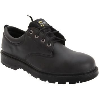 kengät Miehet Derby-kengät Grafters  Black
