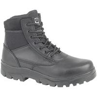 kengät Miehet Bootsit Grafters Sherman Black