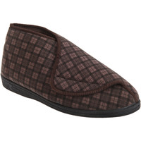 kengät Miehet Tossut Comfylux  Brown