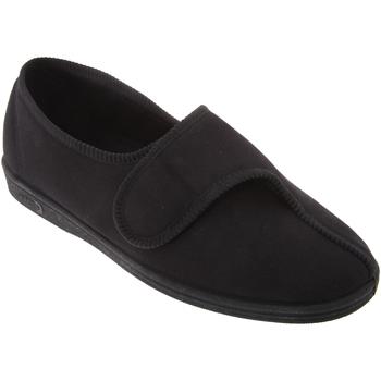 kengät Miehet Tossut Comfylux  Black